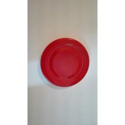 TO58 piros színű tető,lapka