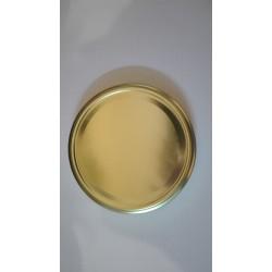 TO110 arany színű tető,lapka