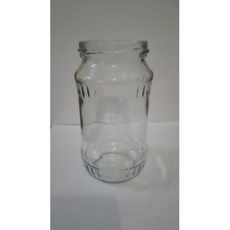 Facett befőttes üveg 370ml  TO63
