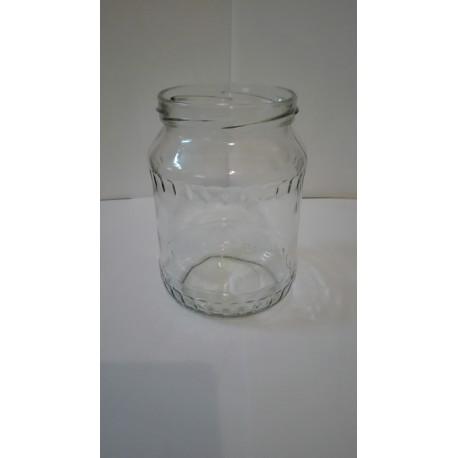 Facett befőttes üveg 720ml TO82