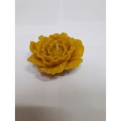 Pünkösdi rózsa méhviasz gyertya