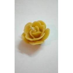 Rózsa 4,5cm méhviasz gyertya