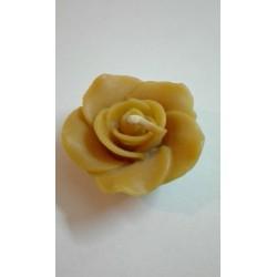 Rózsa 5,5 cm méhviasz gyertya