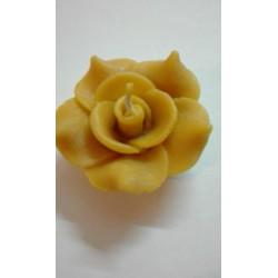 Rózsa 7 cm méhviasz gyertya