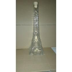 Díszüveg Eiffel torony 0,5L