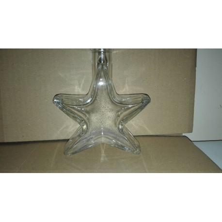 Díszüveg Csillag forma 0,1L
