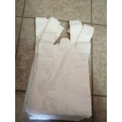 Műanyag szatyor, táska 19x39