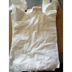 Műanyag szatyor, táska 28x47